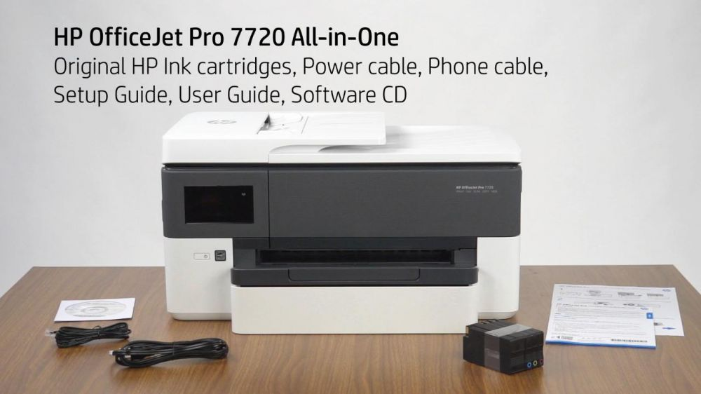 HP OfficeJet Pro 7720 Wide Format. RELINESYS.COM,