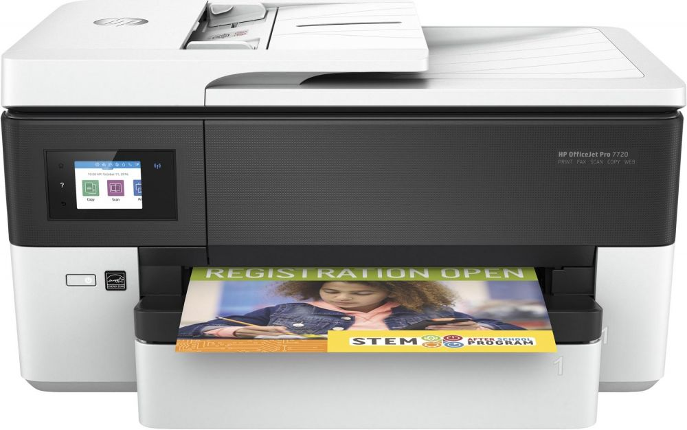 HP OfficeJet Pro 7720 Wide Format. redlinesys.com,