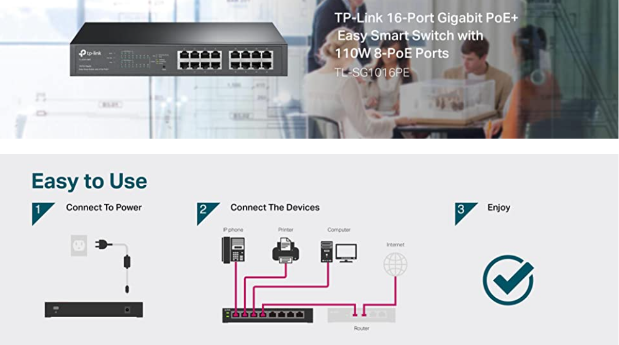 Jetstream 16-Port Gigabit L2 Managed Switch  TL-SG3216. REDLINESYS.COM,