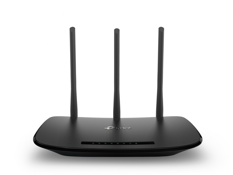 TP Link TL-WR940N Router Wireless 4 Port N 450 Mbps 3 Antennas .redlinesys.com,